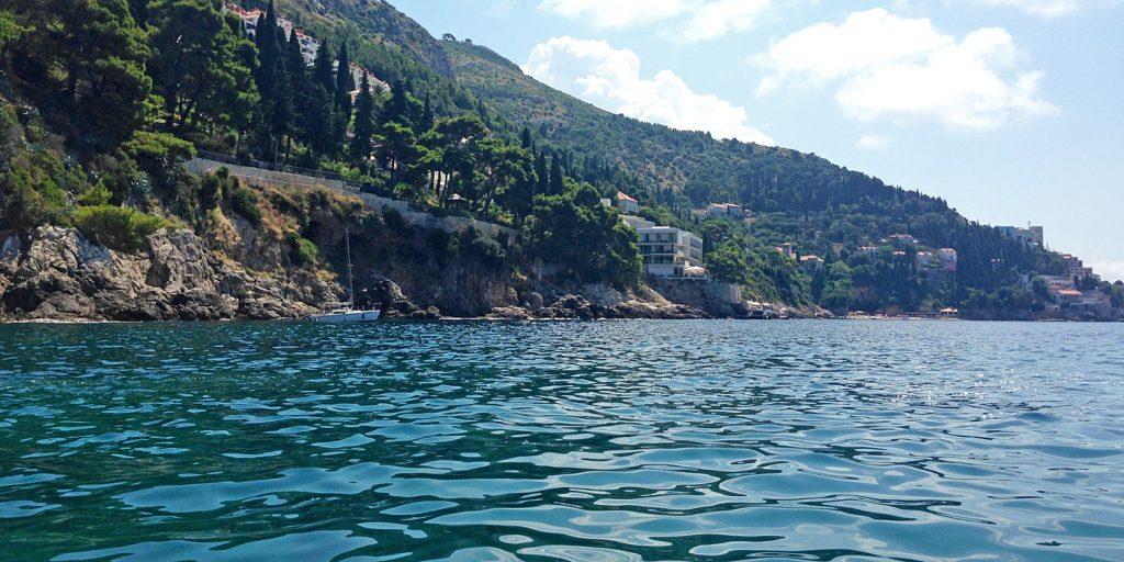 i-escape blog / Croatia coastline