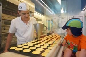 i-escape blog / Portuguese custard tart shop