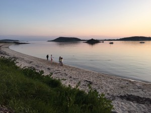 i-escape blog / A stunning windless evening on Trescoi-escape blog / A stunning windless evening on Tresco