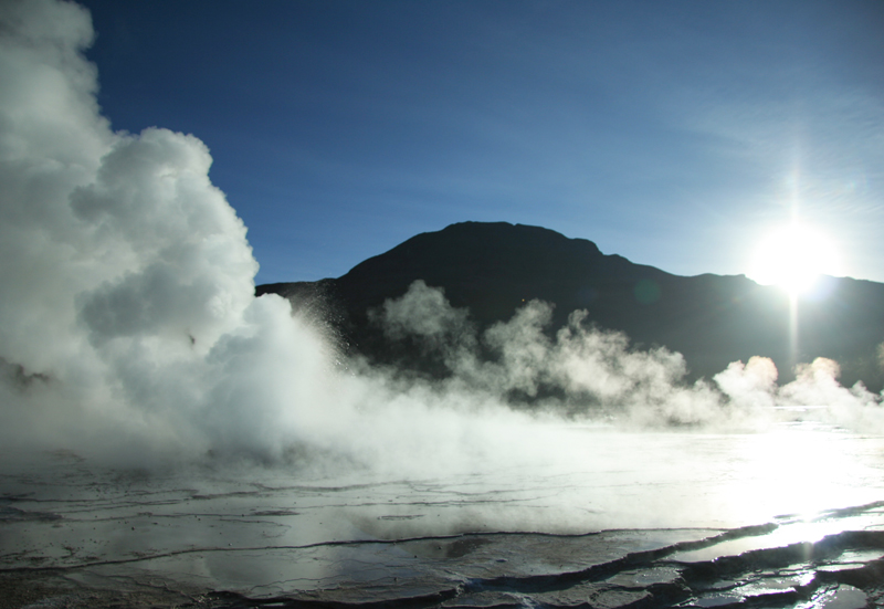 i-escape blog / El Tatio geysers, Chile