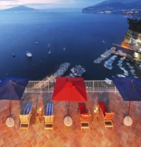 i-escape blog / La Minervetta Terrace