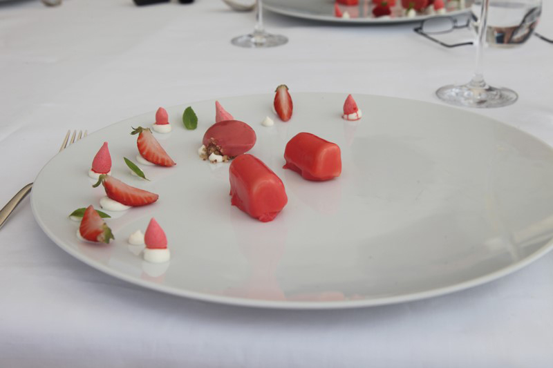 i-escape blog / Relais Blu Belvedere food