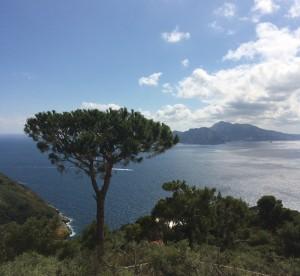 i-escape blog / Views to Capri