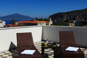 i-escape blog / Villa Dei D'Armiento Terrace Room