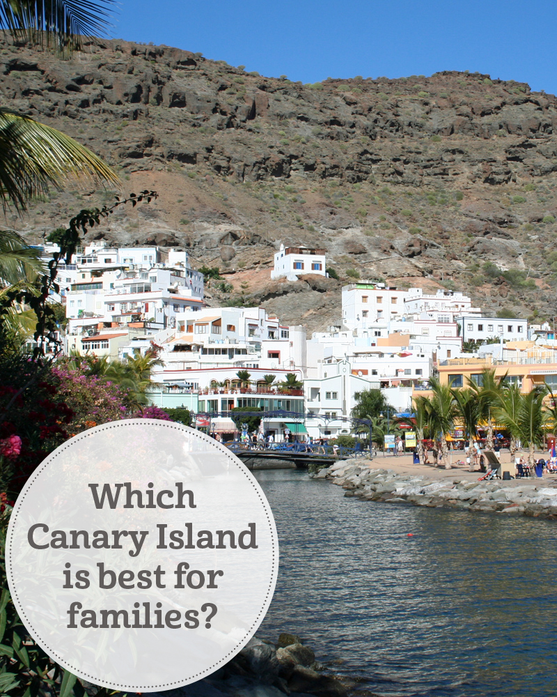 The i-escape blog / Which Canary Island is best for families?