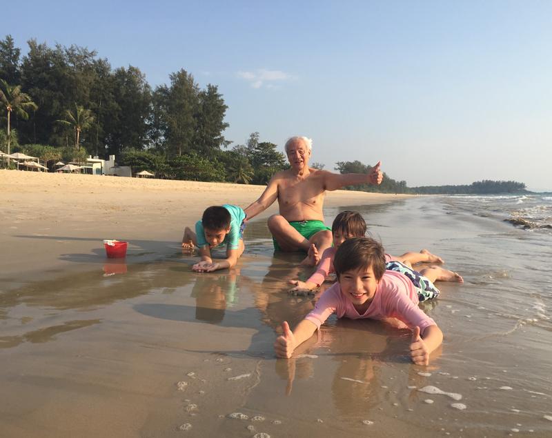 i-escape blog / Aleenta Hua Hin