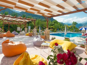 i-escape blog \ Family hideaways for October half-term \ Azur Hotel, Turkey