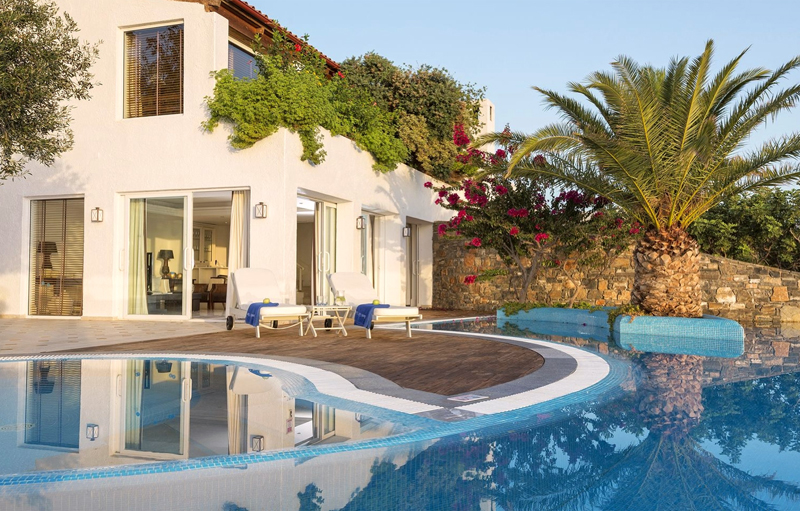 i-escape blog / Elounda Gulf Villas