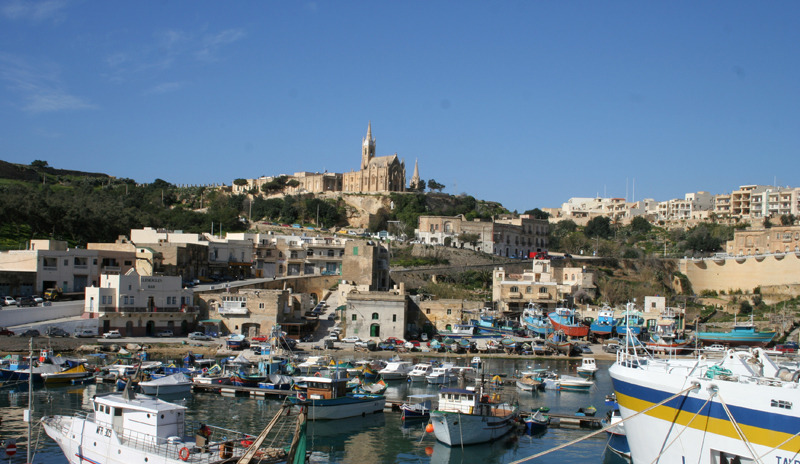 i-escape blog / Gozo Mgarr Harbour