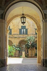 i-escape blog / Grand Master's Palace, Valletta, Malta
