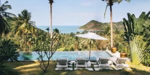 i-escape blog / Koh Pha Ngan Pool Villas