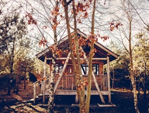 i-escape blog \ Family hideaways for October half-term \ Swinton Bivouac, Yorkshire Dales, UK