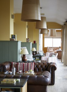 i-escape blog \ Family hideaways for October half-term \ The Old Coastguard, Cornwall, UK