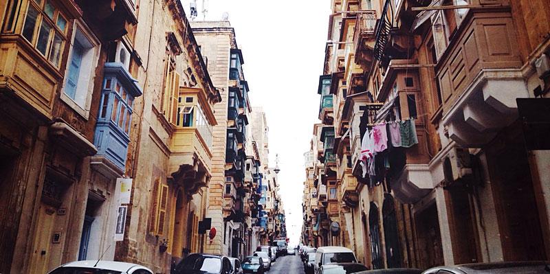 i-escape blog / Valletta, Malta