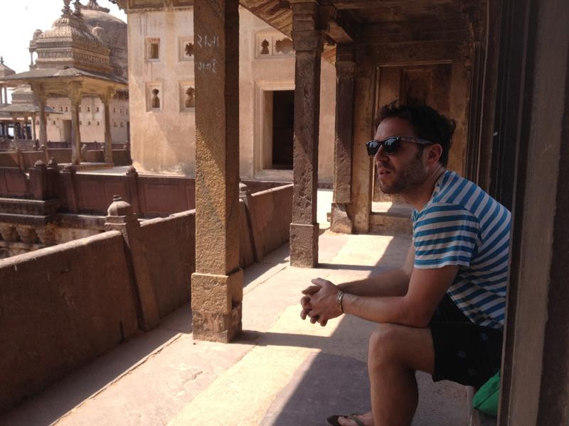 i-escape blog / Ben in Rajasthan