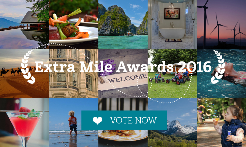 i-escape blog / Extra Mile Awards 2016