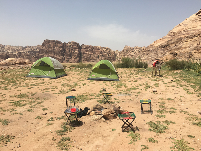 i-escape blog / hiking in Jordan