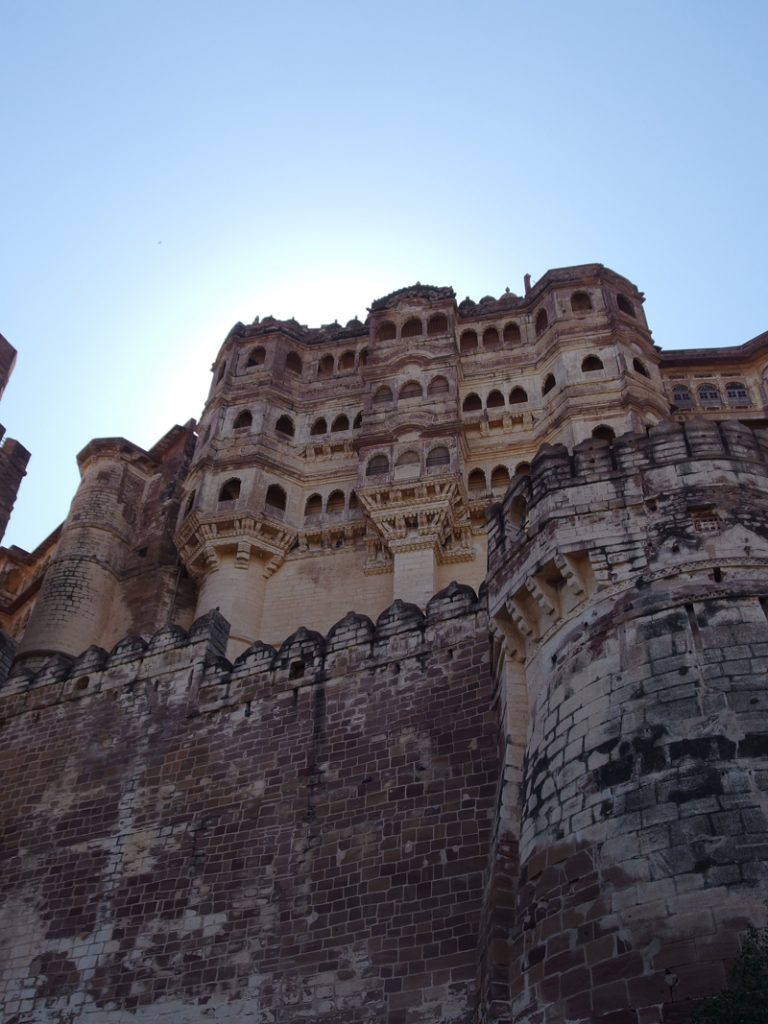 i-escape blog / Mehrangarh Fort