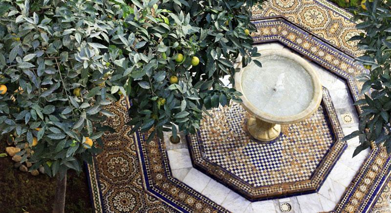 i-escape blog / Riad Laroussa, Fes, Morocco