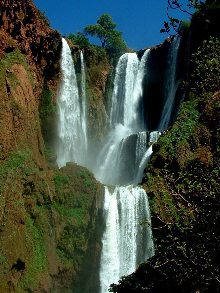 i-escape blog / Ouzoud Falls