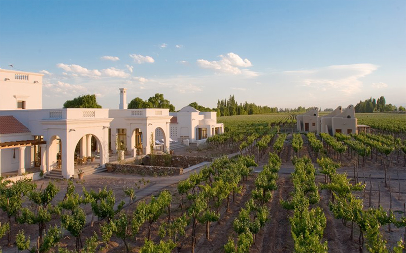 The i-escape blog / Easy Argentinian itineraries / Cavas Wine Lodge, Mendoza
