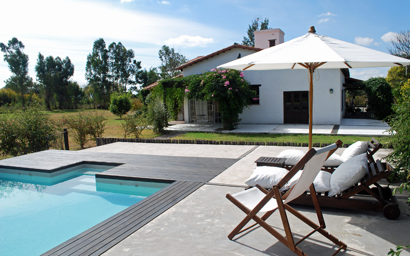 The i-escape blog / Easy Argentinian itineraries / Finca Valentina, Salta