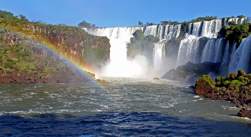 i-escape blog / Argentina: top activities with teens/ Iguazu Falls