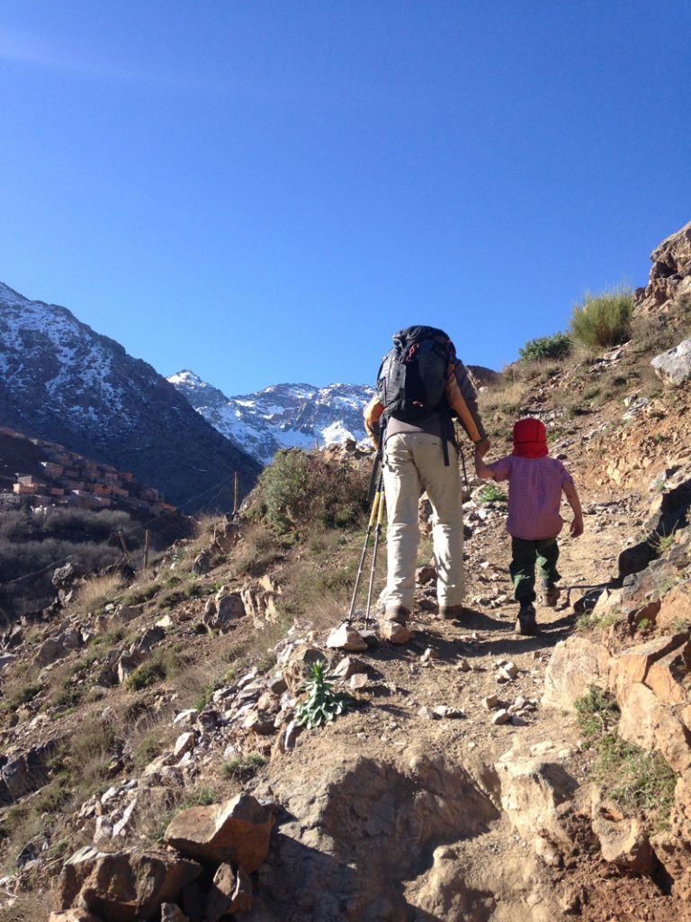 i-escape blog / Family Christmas breaks 2016 / Kasbah du Toubkal