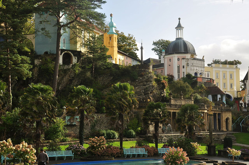 i-escape blog / Just back from North Wales / Portmeirion