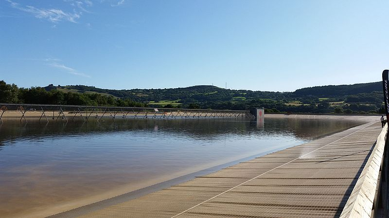 i-escape blog / Just back from North Wales / Surf Snowdonia