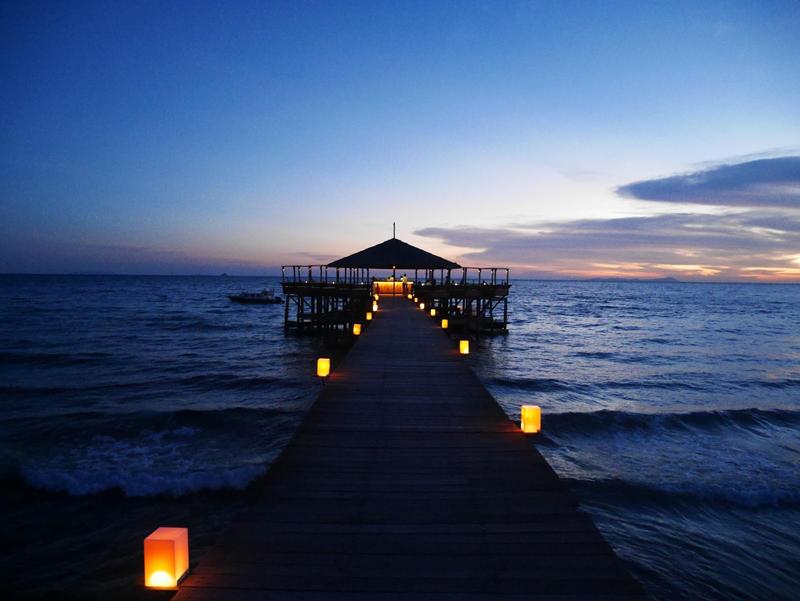 i-escape blog / Exploring Singapore and the Malaysian islands