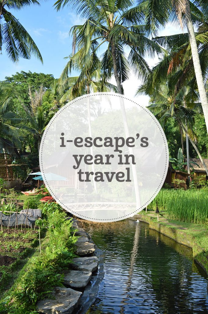 i-escape blog / i-escape's year in travel