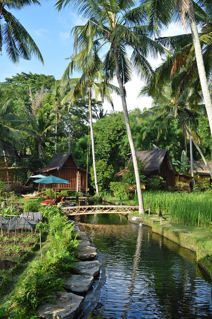 i-escape blog / i-escape's year in travel / Bambu Indah Bali
