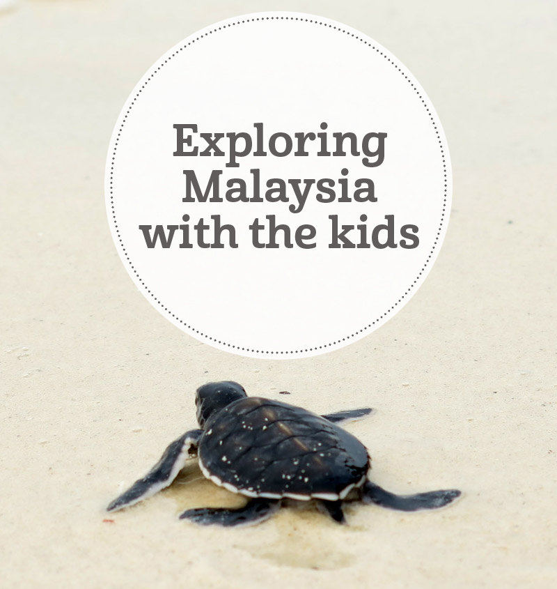 i-escape blog / Exploring Malaysia with the kids / Batu Batu