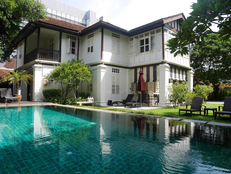 i-escape blog / Exploring Kuala Lumpur, Pangkor and Penang / Clove Hall