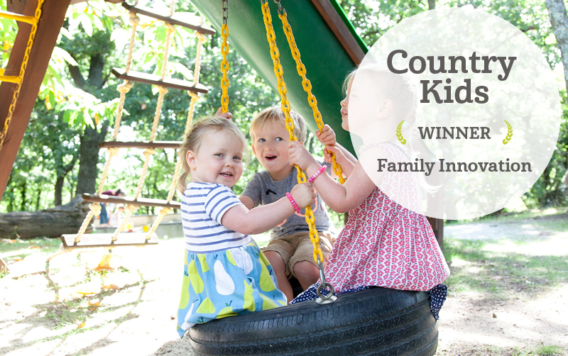 i-escape blog / i-escape Extra Mile Awards Winners 2016 / Country Kids