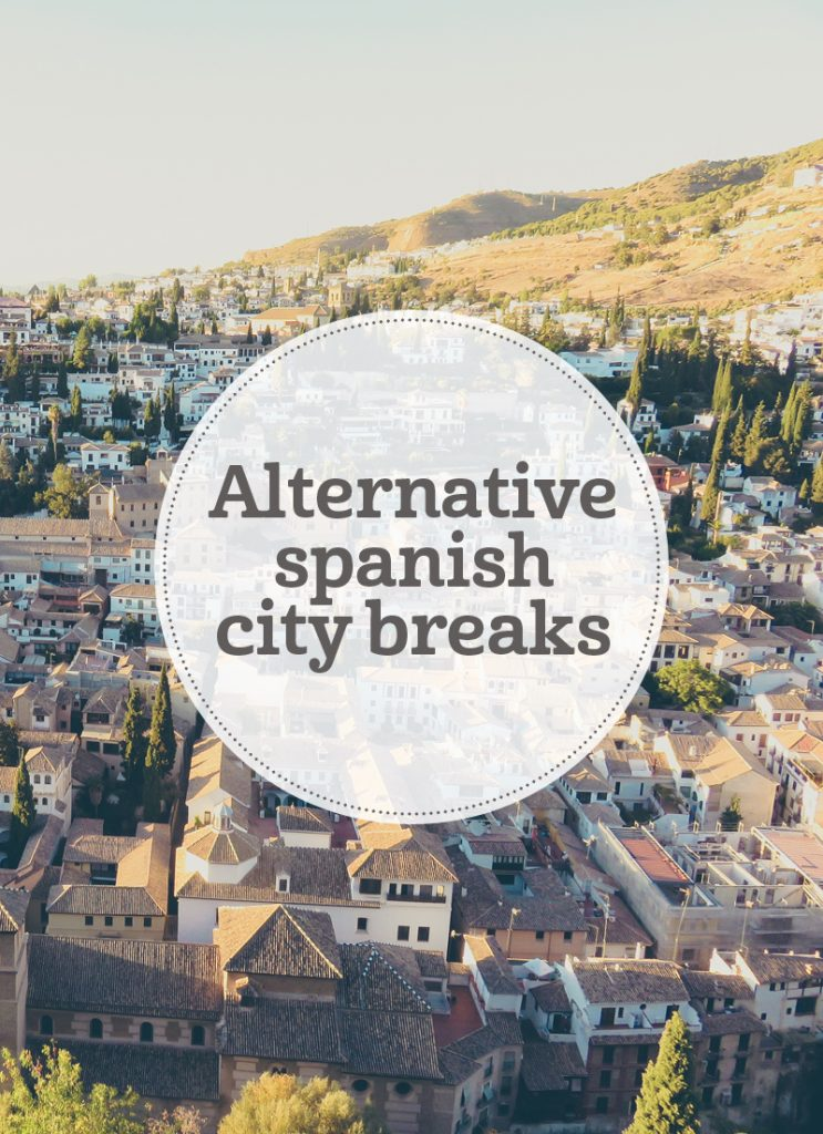 i-escape blog / Alternative spanish city breaks