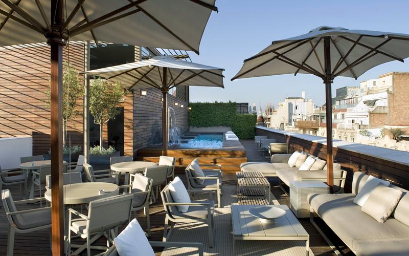 i-escape blog / Insider tips for Barcelona / Hotel Omm