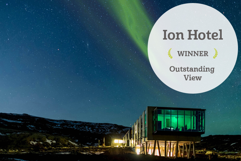 i-escape blog / i-escape Extra Mile Awards Winners 2016 / Ion Hotel