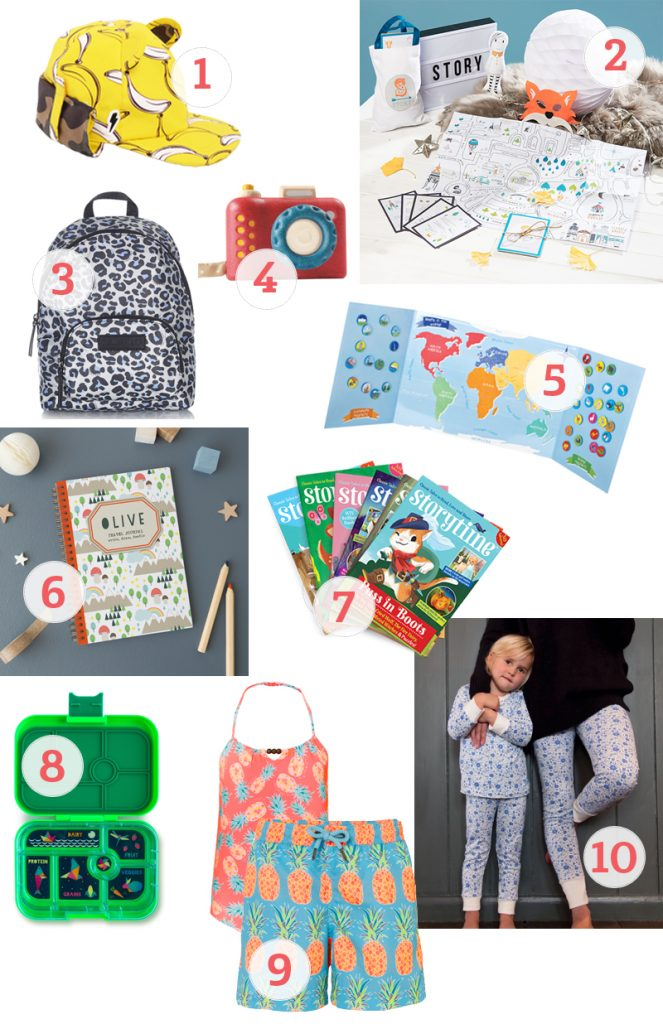 i-escape blog / Travel gifts for kids