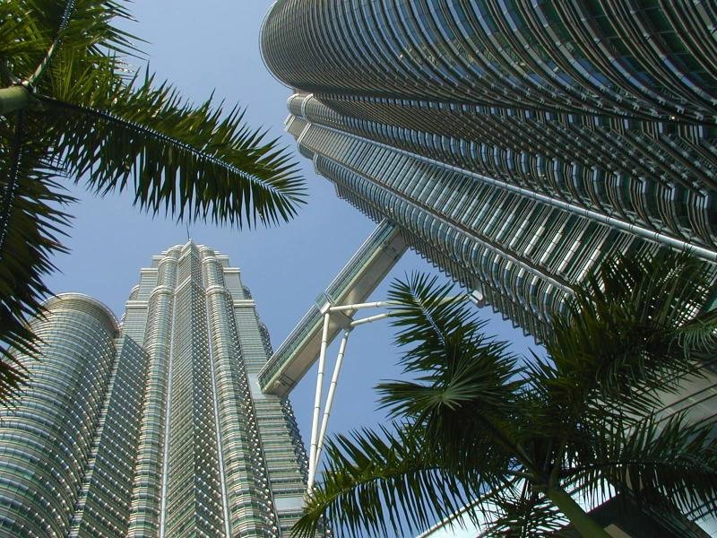 i-escape blog / Exploring Malaysia with the kids / Petronas Towers