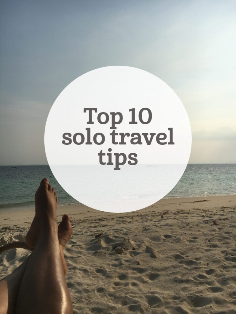 i-escape blog / Solo Travel Tips