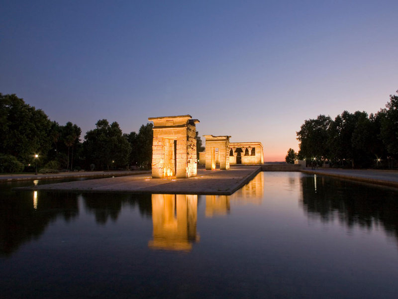 i-escape blog / Insider tips for Madrid / Templo de Debod