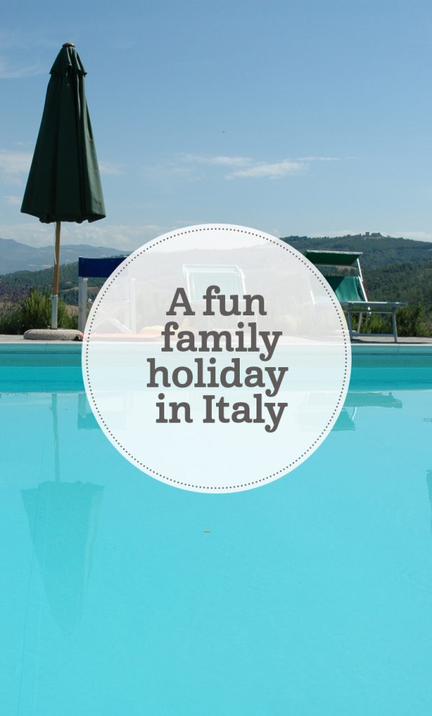 i-escape blog / A fun family holiday in Italy