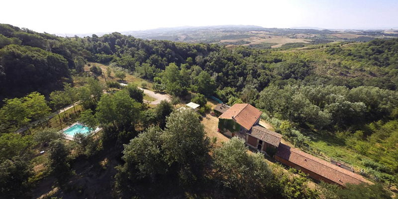 i-escape blog / Finding your perfect holiday villa / Fattoria Barbialla Nuova