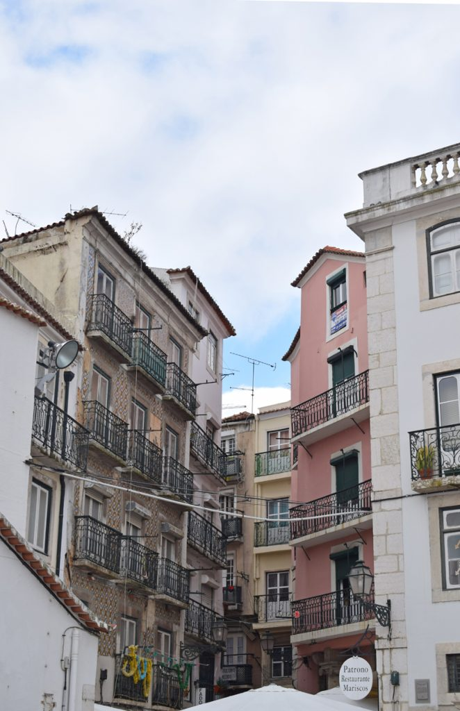 i-escape blog / A Family city break to Lisbon / Alfama