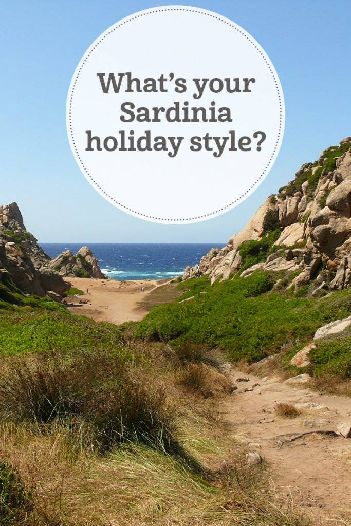 i-escape blog / What's your Sardinia holiday style?