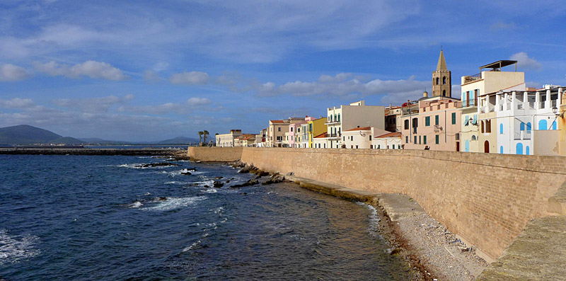i-escape blog / What's your Sardinia style / Alghero Sardinia