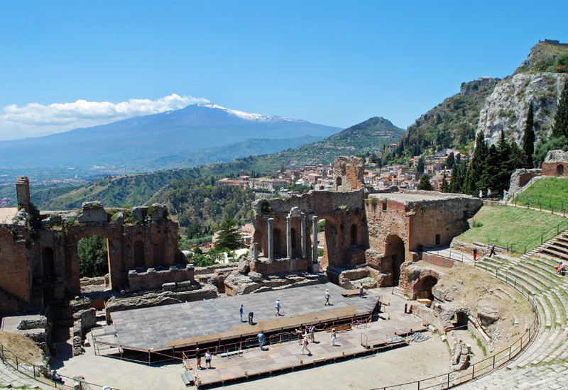 The i-escape blog / Sicily - where to go and what to do / Taormina & Mt Etna