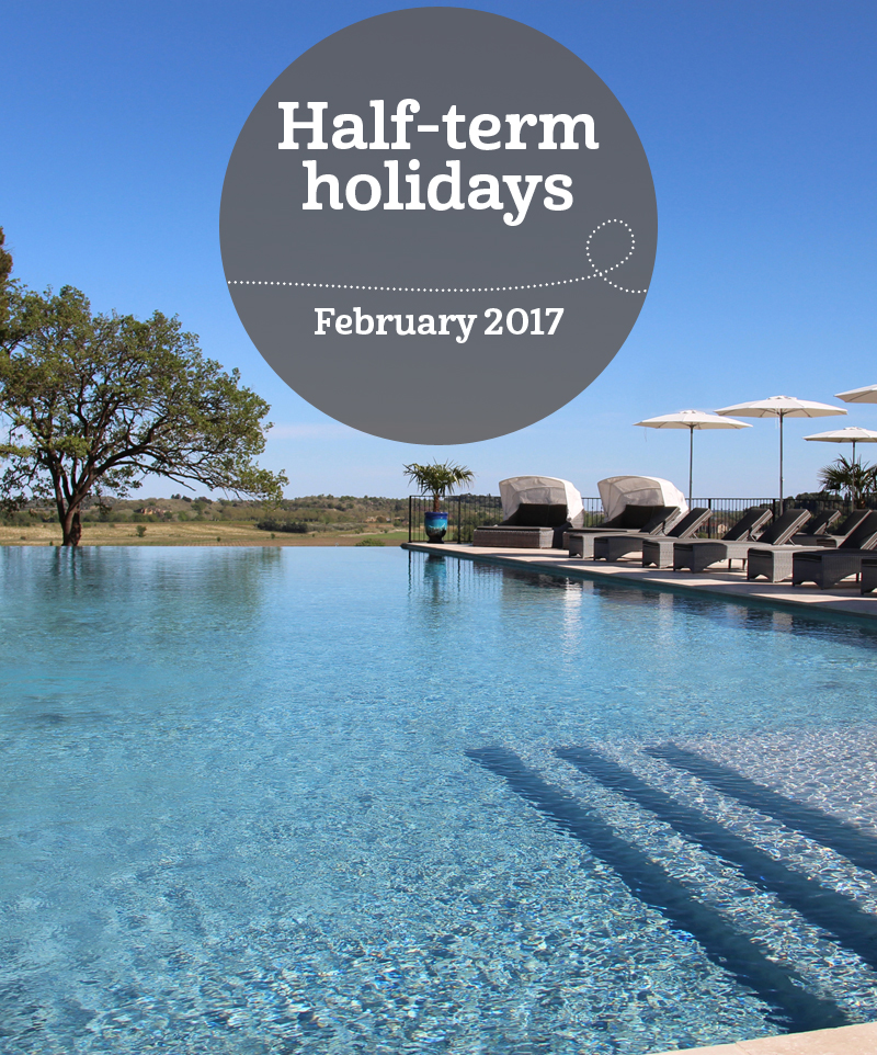 i-escape blog / half-term holidays February 2017